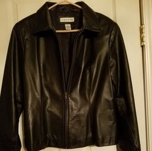 Preston & York Jackets & Coats - Leather jacket
